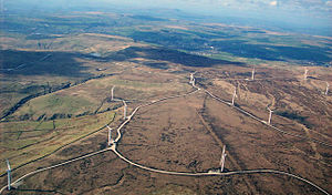The Peel Group - Scout Moor Wind Farm, the UK's largest onshore wind farm