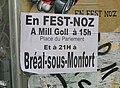 Affiche fest-noz Mill Goll 29 Septembre 2007.jpg