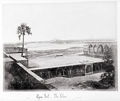 Agra Fort, The Palace LACMA M.90.24.36.jpg
