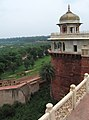 Agra Fort - views inside and outside (6).JPG