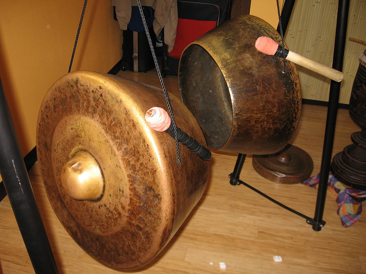 Musical instruments n mindanao agong