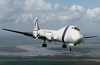Aviation Traders Carvair - An Aviation Traders ATL-98 Carvair