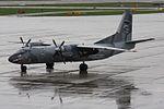 Air Bright Antonov An-26B LZ-ABR «The Expendables 3» movie livery (22222673356).jpg