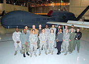 Air Force Operational Test and Evaluation Center, Detachment 5 with RQ-4 Global Hawk