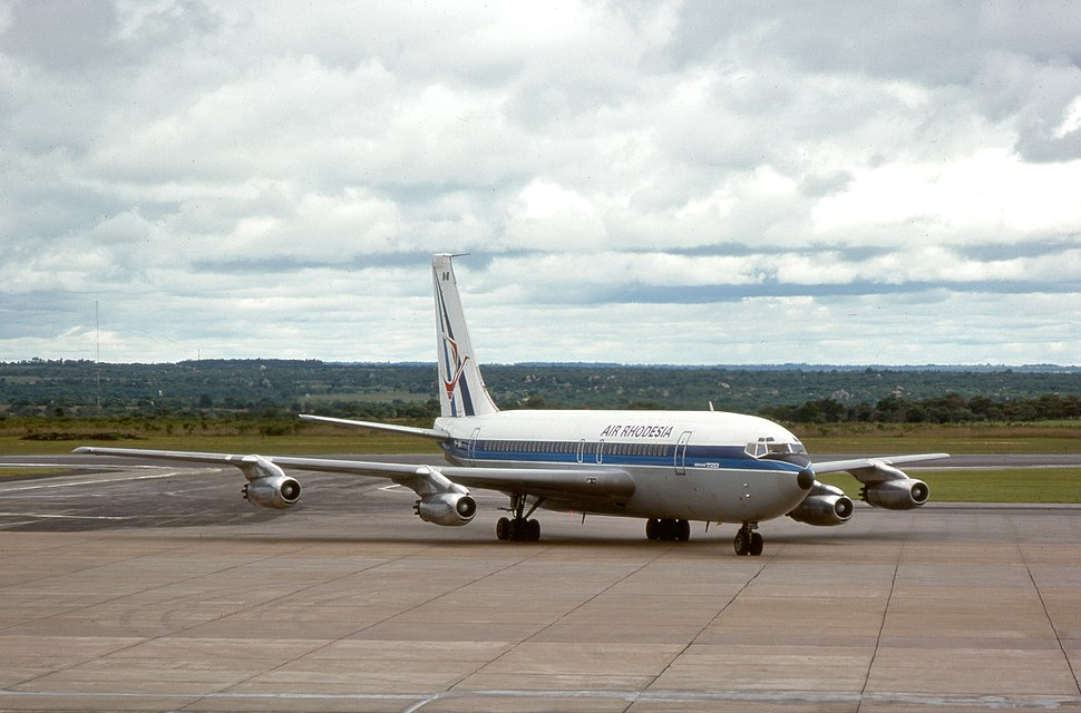 Air Rhodesia Boeing 720 (6068614006)