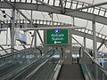 Airtrain Domestic stn travelator entrance.jpg