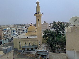 Al Wahat District - Ajdabiya museum