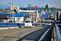 Akita Prefectural Road Route 24 Takanosu overpass.jpg