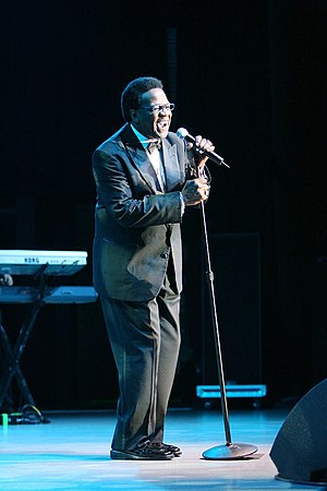 Al Green - Green in concert at the Chumash Casino Resort, Santa Ynez, California, July 2006