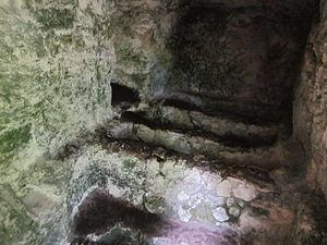 Aladzha Monastery - Image: Aladza Catacombs Tombs