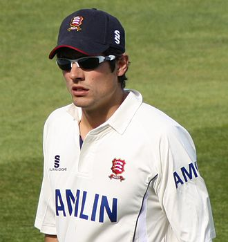 Alastair Cook - Cook playing for Essex in 2010