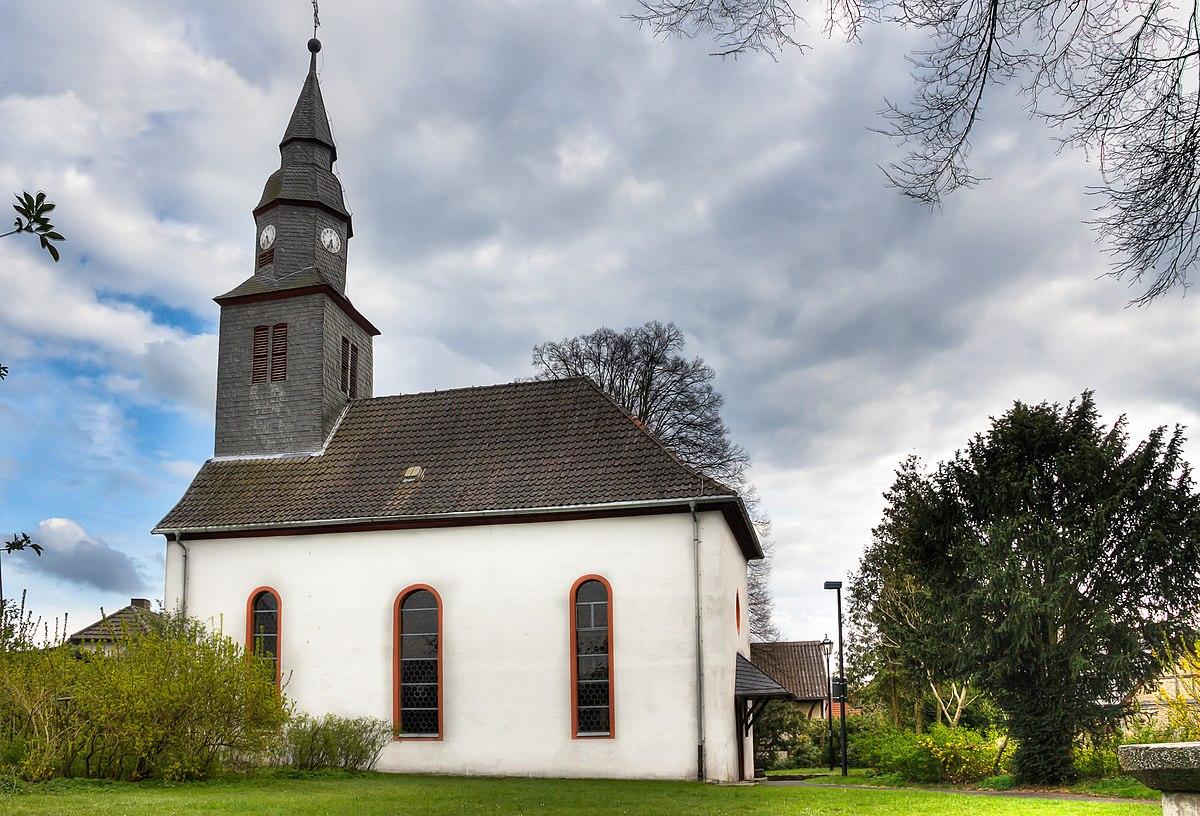 Liste der denkmalgeschützten Kirchen im Landkreis Gießen
