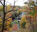 Albion Falls in the Fall.JPG