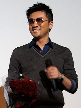 Alec Su - Su at the 1st New York Chinese Film Festival, 19 September 2010, New York City, USA.