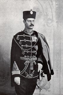 Alexander I of Serbia king of Serbia 1889-1903