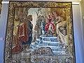 Alessandro riceve gli ambasciatori persiani, arazziere non identificato, Bruxelles, metà del XVII sec..JPG