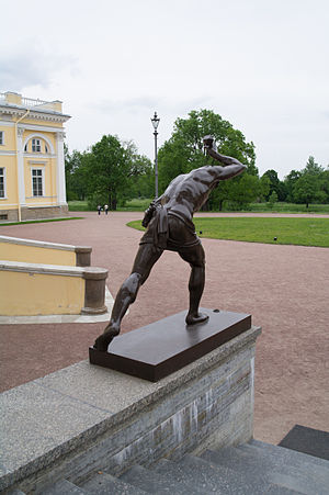 Alexander Palace sculptures (2 of 11).jpg, автор: Flying Russian