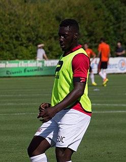 Alexandre Mendy (footballer, born 1994) French association football player