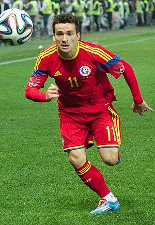 Cosmin Matei Romanian footballer