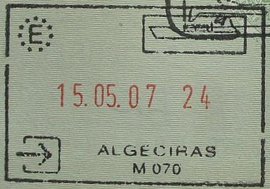 Algeciraspassportstamp