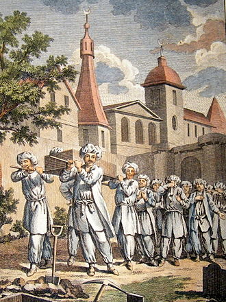 Funeral - 1779 Algerian funerals