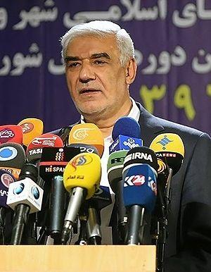 Ali-Asghar Ahmadi - Image: Ali Asghar Ahmadi, May 2017