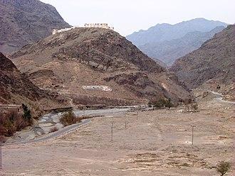 Ali Masjid - The fort of Ali Masjid today