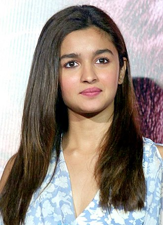Alia Bhatt - Bhatt at a promotional event for Udta Punjab in 2016. For her performance in the film, Bhatt won the Filmfare Award for Best Actress.