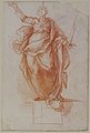 Allegorical Figure of Religion (recto); Study of a Griffon and of a Seated Figure (verso) MET 1980.17.2 RECTO.jpg