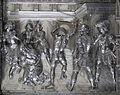 Altare argenteo di san giovanni, decollazione del battista, di Andrea del Verrocchio.JPG