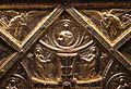 Altare di s. ambrogio, 824-859 ca., lato dx dei maestri delle storie di cristo, angeli e santi che adorano la croce gemmata 03.jpg