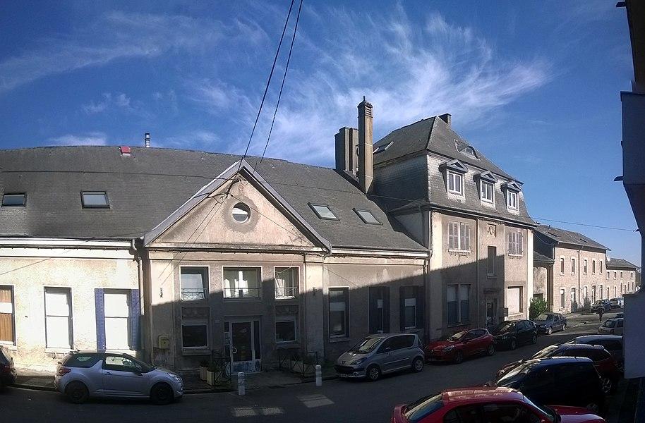 Altes Bahnhofsgebäude, Audun-le-Tiche