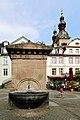 Altstadt Koblenz, Brunnen des Platzes Am Plan (1805).jpg