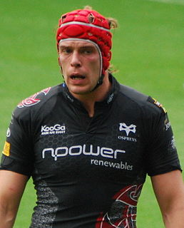 Alun Wyn Jones Welsh rugby union player