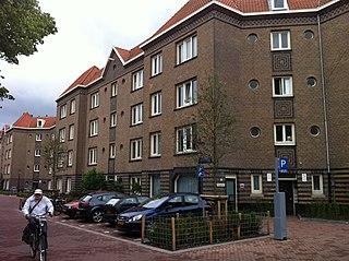 Westerpark (former borough) neighborhood in Amsterdam, North Holland, Netherlands