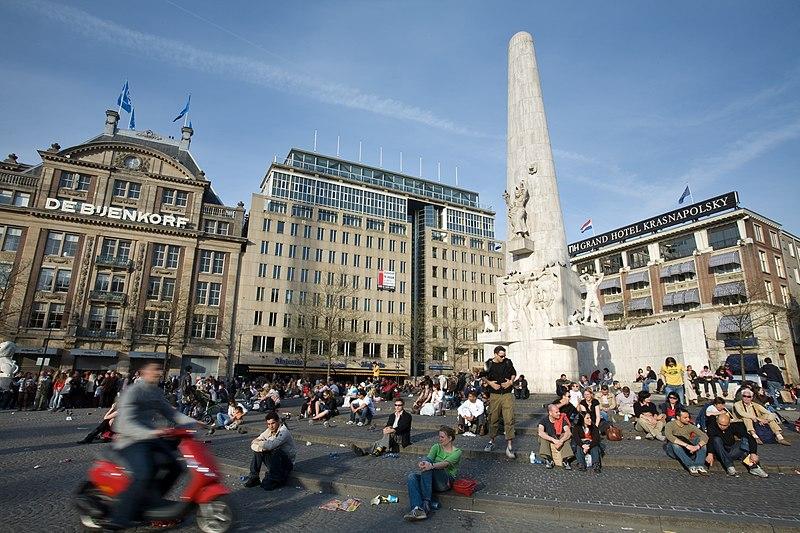 File:Amsterdam - Dam Square - 1265.jpg