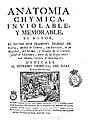 Anatomia chymica inviolable y memorable 1743 Suárez de Ribera.jpg