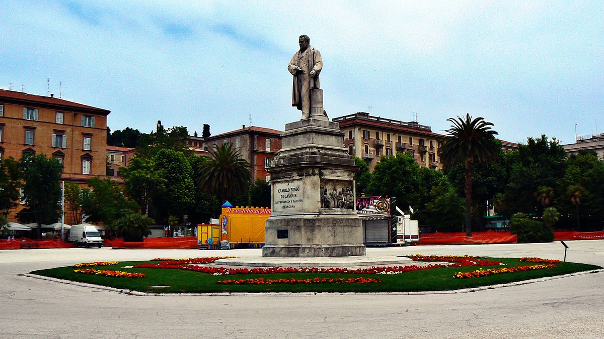 Al Giardino Ancona piazza cavour (ancona) - wikipedia