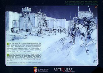 Antequera - The Conquest of Antequera