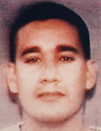 FBI Ten Most Wanted Fugitives, 1990s - Image: Andrew Cunanan FBI Photo cropped