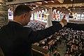 Andrzej Duda na obiedzie z kadetami z the Corps of Cadets.jpg