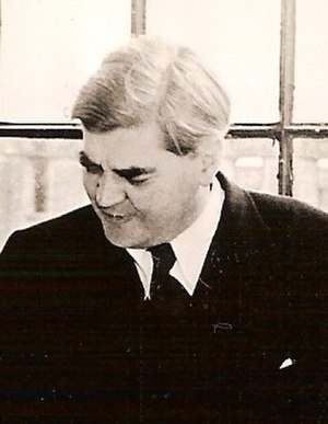 Labour Party (UK) leadership election, 1955 - Image: Anenurin Bevan, Minister of Health, 5 July 1948 (14465908720) crop