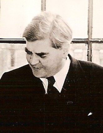 Shadow Foreign Secretary - Image: Anenurin Bevan, Minister of Health, 5 July 1948 (14465908720) crop