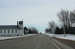 Hình nền trời của Angelica, Wisconsin