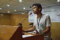Ankan Ghosh Dastider Speaks - Growth and Progress of Bangladeshi Wikimedia Community - Bengali Wikipedia 10th Anniversary Celebration - Daffodil International University - Dhaka 2015-05-30 1667.JPG