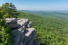 Appalachian Trail By State Wikipedia
