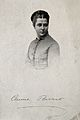 Annie Besant. Stipple engraving by A. H. Ritchie. Wellcome V0000511.jpg