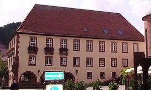 Annweiler am Trifels - Image: Annweiler Rathaus