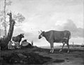 Anthonie van Borssom - Cows in a Field - KMSsp527 - Statens Museum for Kunst.jpg