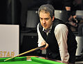 Anthony Hamilton at Snooker German Masters (Martin Rulsch) 2014-01-30 02.jpg